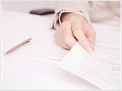 離婚に関する取り決めは書面で (離婚協議書の作成)